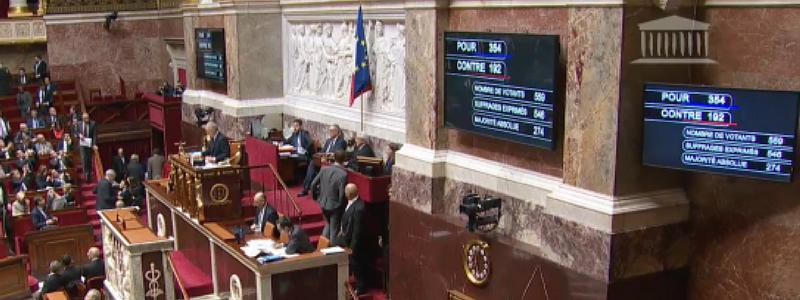 Vote solennel du PLFSS 2018 @ Assemblée nationale | Paris | Île-de-France | France