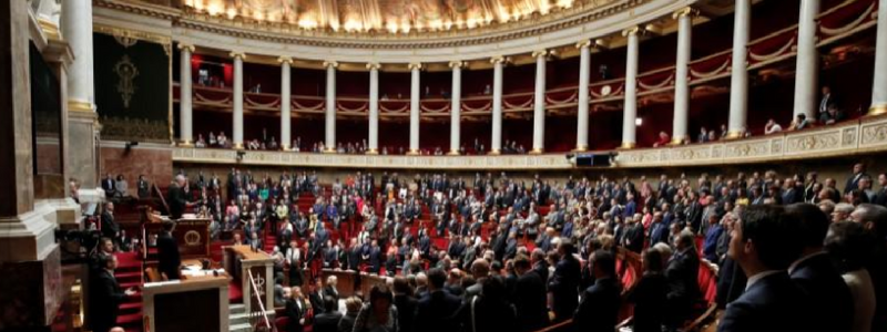 Le budget 2018 adopté par l'Assemblée @ Assemblée nationale | Paris | Île-de-France | France