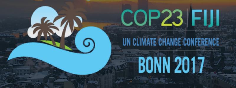COP23 : conférence de l'ONU sur le changement climatique @ Bonn | Bonn | Rhénanie du Nord-Westphalie | Allemagne