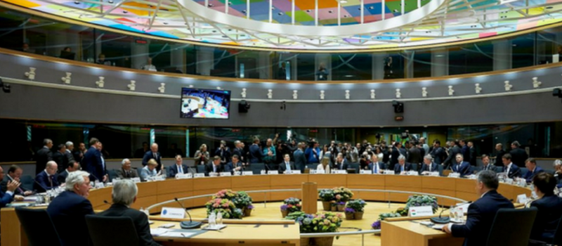 Conseil européen @ bâtiment Europa | Bruxelles | Bruxelles | Belgique