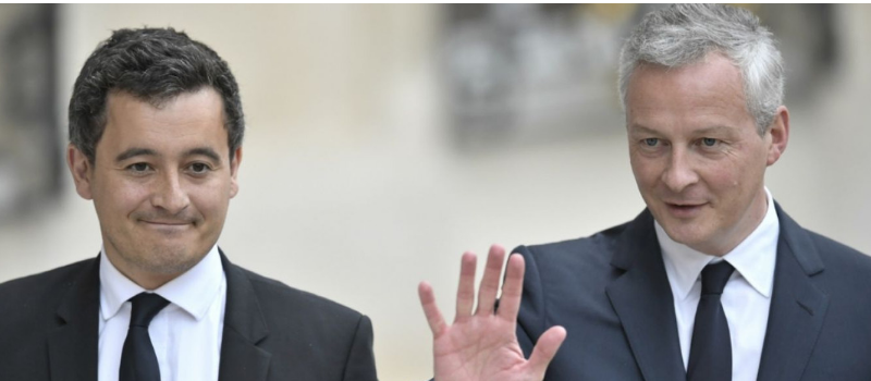 Les associations d'élus reçus à Bercy @ Ministère de l'Economie et des finances | Paris | Île-de-France | France