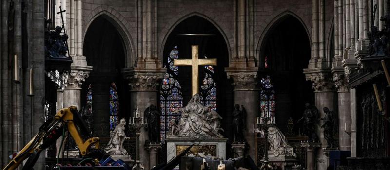 Restauration de la cathédrale Notre-Dame de paris : 2ème lecture du texte @ Assemblée nationale | Paris | Île-de-France | France