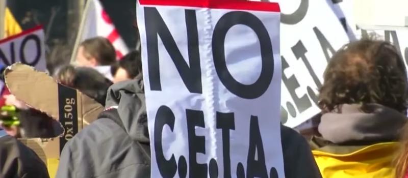 CETA : vote à l'Assemblée pour la ratification du traité @ Assemblée nationale | Paris | Île-de-France | France