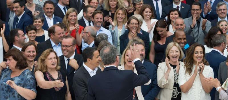 Renouvellement des postes clés de l'Assemblée : les députés LaREM votent @ Assemblée nationale | Paris | Île-de-France | France