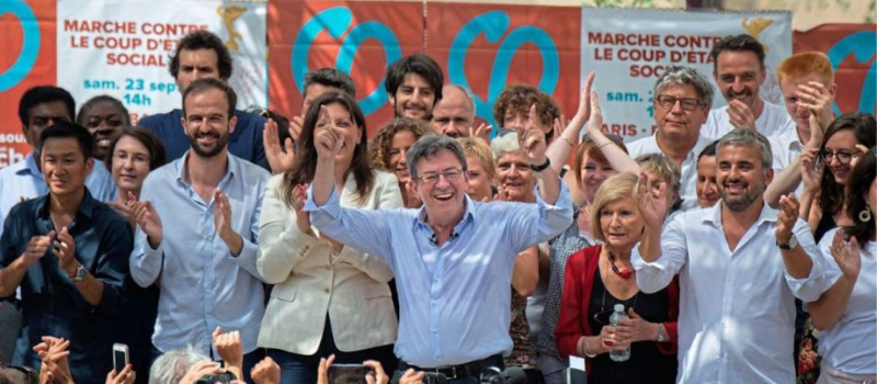 Université d'été de La France Insoumise @ Centre de Congrès Pierre Baudis | Toulouse | Occitanie | France
