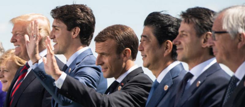 Sommet du G7 Biarritz @ Centre de congrès de Bellevue | Biarritz | Nouvelle-Aquitaine | France