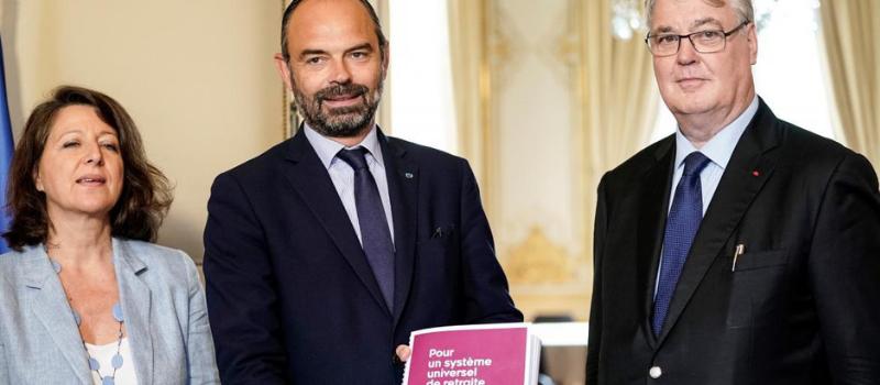 Réforme des retraites : deuxième round des concertations @ Hôtel de Matignon | Paris | Île-de-France | France