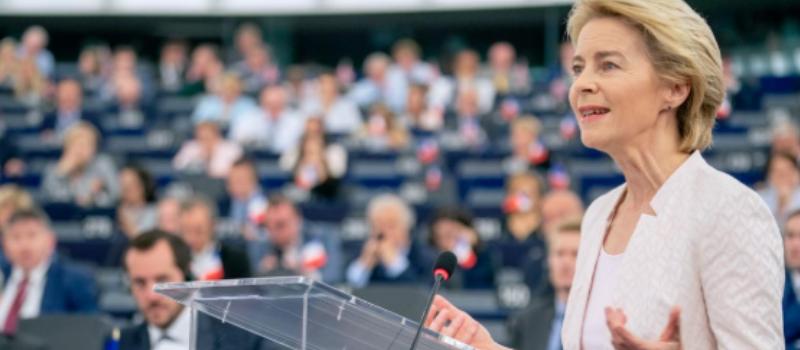 Commission européenne : Von Der Leyen dévoile son équipe @ Parlement européen   Bruxelles   Bruxelles   Belgique