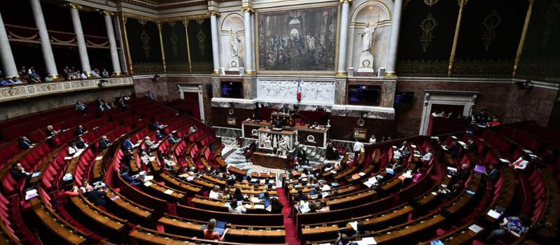 Ouverture de la session extraordinaire à l'Assemblée @ Assemblée nationale   Paris   Île-de-France   France