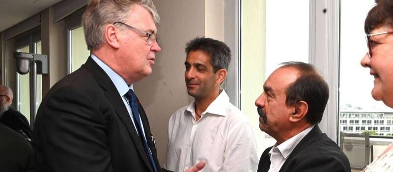 Réforme des retraites : reprise de la concertation avec les partenaires sociaux @ Hôtel de Matignon | Paris | Île-de-France | France
