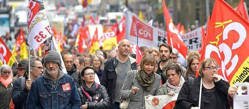Journées de grève et de manifestations @ France | France