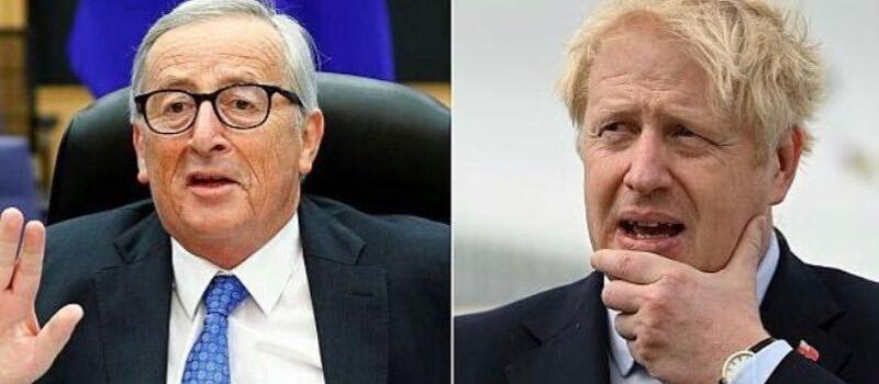 Brexit : Boris Johnson rencontre Jean Claude Juncker @ Luxembourg | Luxembourg | District de Luxembourg | Luxembourg