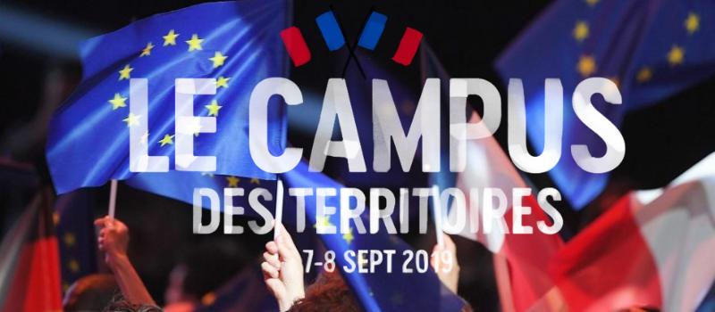 LaREM organise sa première université d'été @ Parc des Expositions de Bordeaux Lac | Bordeaux | Nouvelle-Aquitaine | France