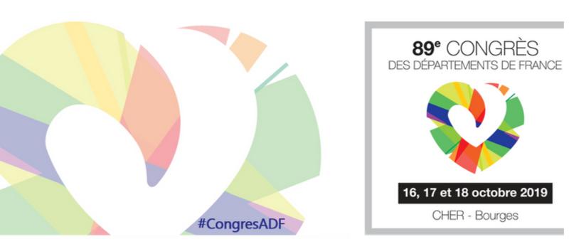89ème congrès des Départements De France @ Bourges | Bourges | Centre-Val de Loire | France