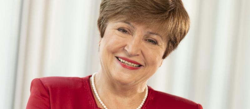 Discours de la nouvelle directrice générale du FMI, Kristalina Georgieva @ Siège du FMI | Washington | District of Columbia | États-Unis