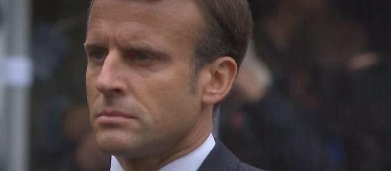 Macron à la cérémonie d'hommage aux victimes de la tuerie de la préfecture de police de Paris @ Préfecture de police de Paris | Paris | Île-de-France | France