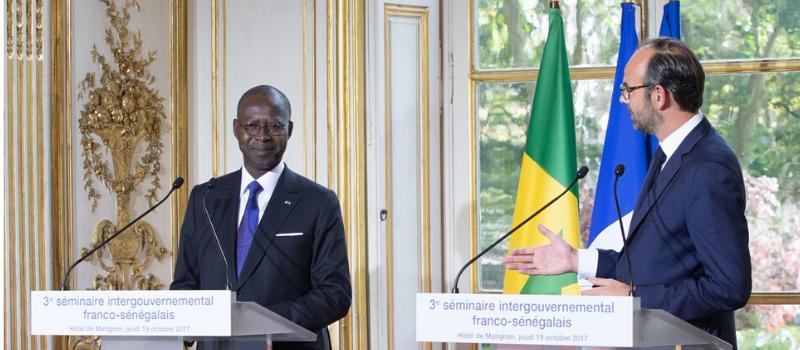 Edouard Philippe au Sénégal @ Dakar | Dakar | Dakar | Sénégal