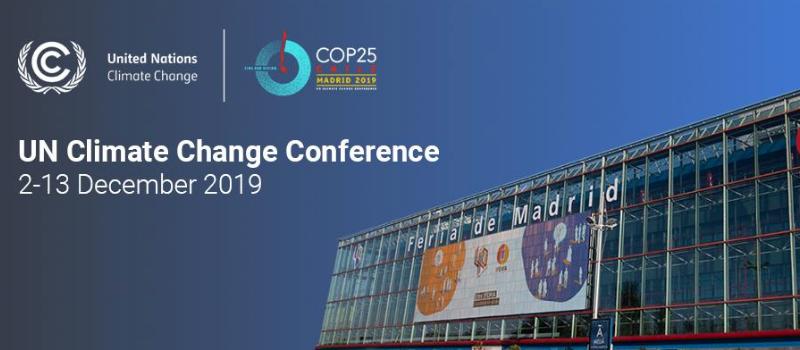 La COP 25 s'ouvre à Madrid @ l'IFEMA | Madrid | Communauté de Madrid | Espagne