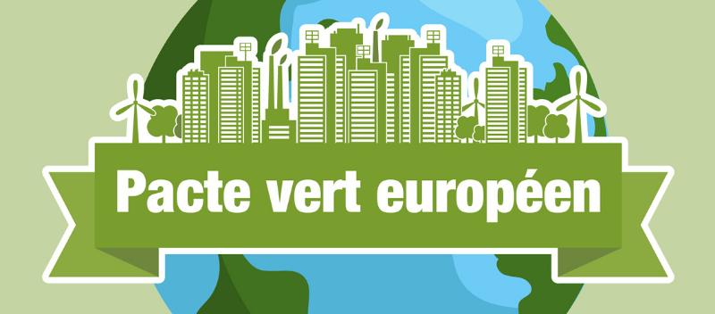 Pacte vert pour l'Europe : vote d'une résolution au parlement européen @ Parlement européen | Strasbourg | Grand Est | France