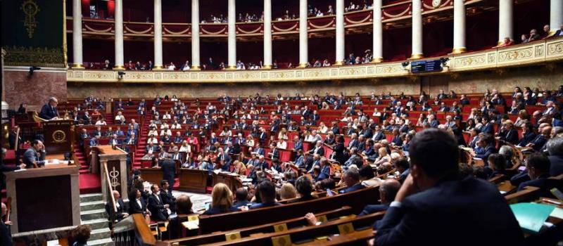 Examen en séance à l'Assemblée du projet de loi retraite @ Assemblée nationale | Paris | Île-de-France | France