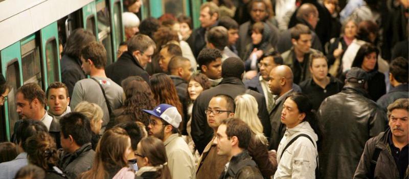 Journée de grève dans les transports @ France | France