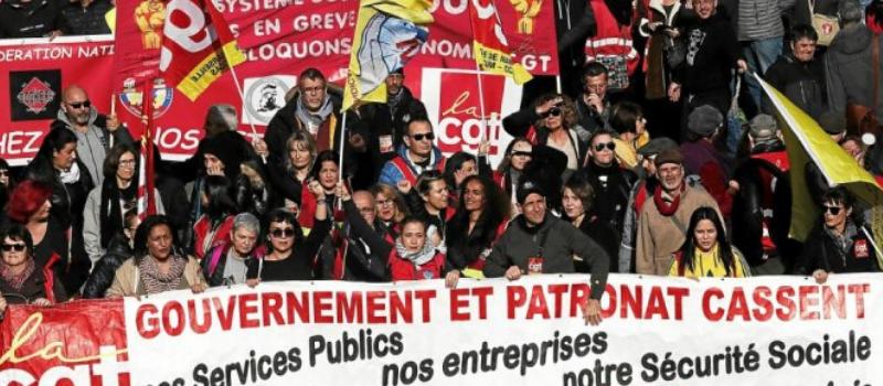 Nouvelle journée de mobilisation contre la réforme des retraites @ France | France