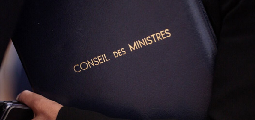 Un projet de loi anti-terrorisme présenté en Conseil des ministres @ Palais de l'Elysée | Paris | Île-de-France | France