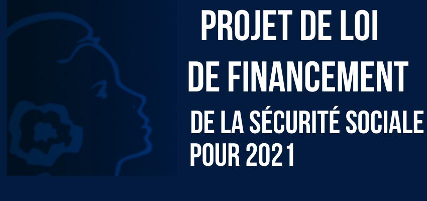 Examen du PLFSS 2021 à l'Assemblée @ Assemblée nationale | Paris | Île-de-France | France