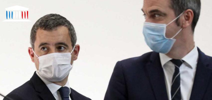 Prorogation de l'état d'urgence sanitaire: audition de Gérald Darmanin et Olivier Véran @ Assemblée nationale | Paris | Île-de-France | France