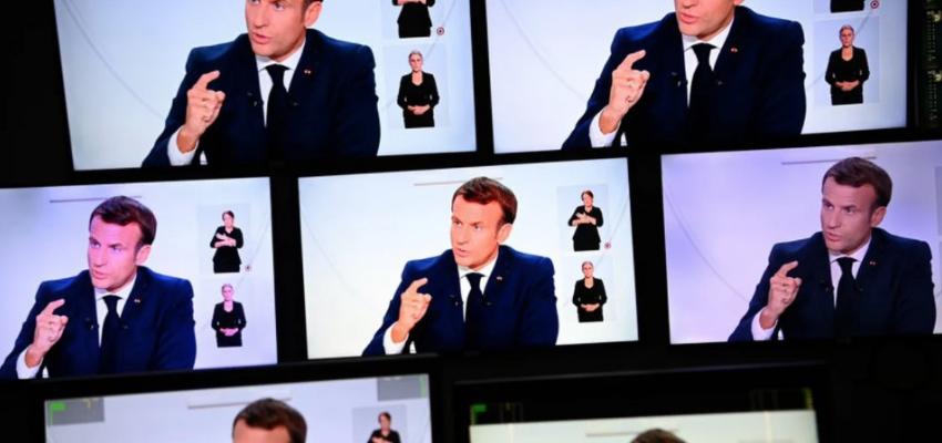 Covid-19 : allocution télévisée d'Emmanuel Macron à 20h00 @ Palais de l'Elysée   Paris   Île-de-France   France