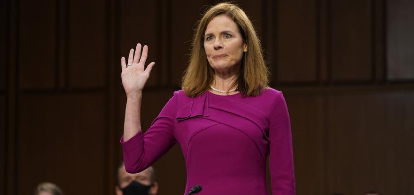 Le Sénat américain confirme la juge Amy Coney Barrett à la cour suprême @ Sénat des Etats-Unis | Washington | District de Columbia | États-Unis