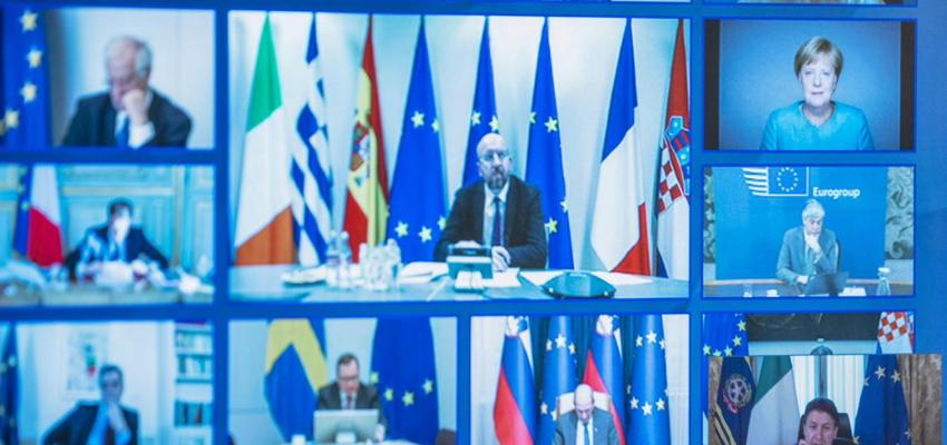Covid-19 : conseil européen virtuel @ Europe | 0