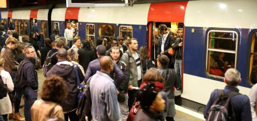 RATP :  appel à la grève jeudi sur les RER A et B @ Ile de France | Île-de-France | France
