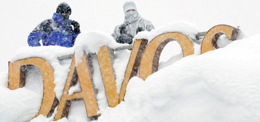 Sommet de Davos
