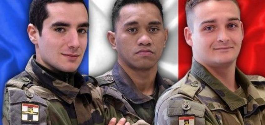 Hommage national aux trois soldats tués au Mali @ 1er régiment de Chasseurs | Thierville-sur-Meuse | Grand Est | France