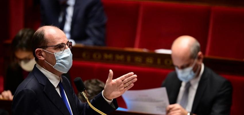 Nouvelles restrictions sanitaires : le Premier ministre devant les parlementaires @ Assemblée nationale- Sénat | Paris | Île-de-France | France