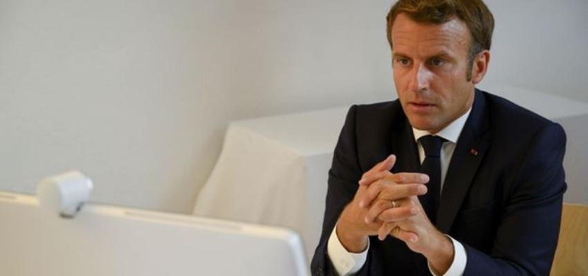 Géopolitique et Climat à l'agenda d'Emmanuel Macron @ Palais de l'Elysée | Paris | Île-de-France | France