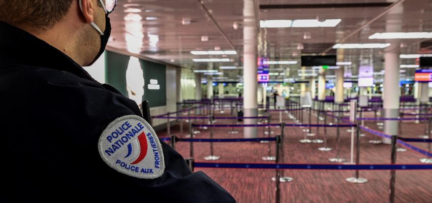 Début de la quarantaine pour les voyageurs en provenance de certains pays @ France   France