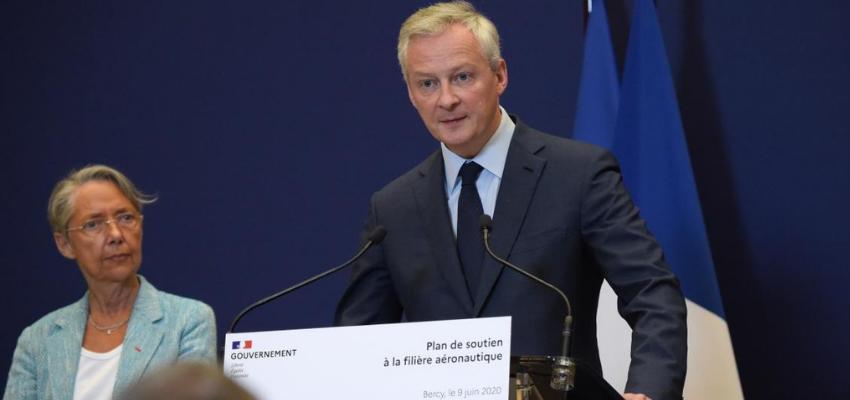 Préparation de l'après-crise avec les partenaires sociaux @ Ministère de l'Economie | Paris | Île-de-France | France