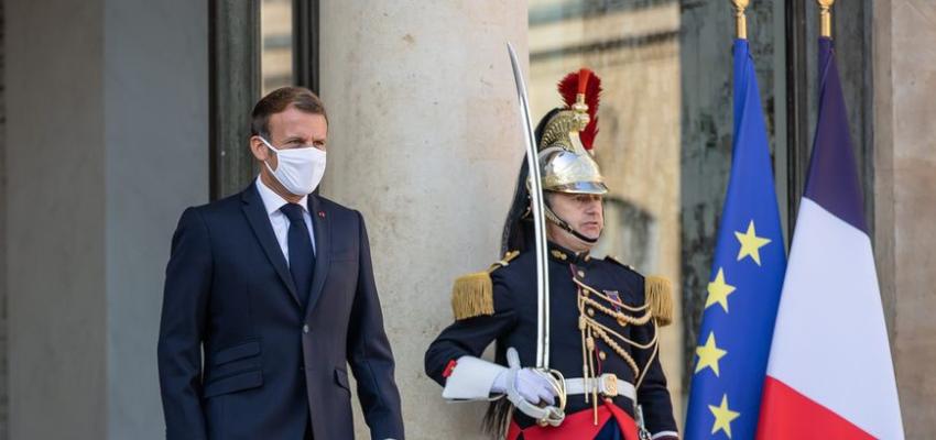 Déconfinement 3 : Emmanuel Macron annonce les perspectives dans la PQR @ France | France