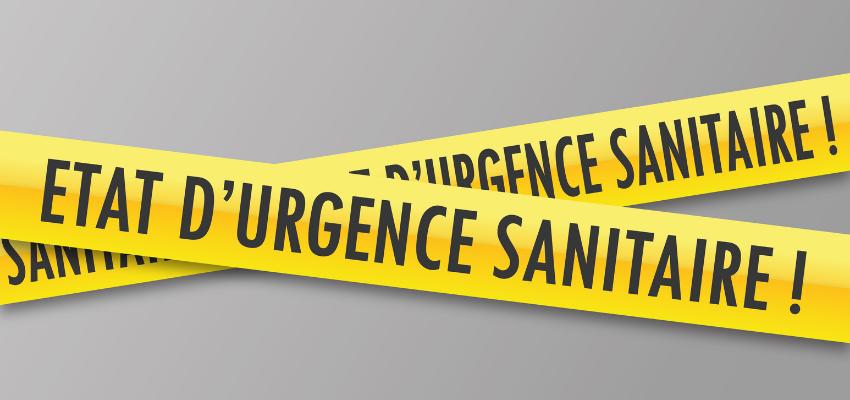 Le projet de loi de sortie de l'état d'urgence sanitaire en Conseil des ministres @ Palais de l'Elysée | Paris | Île-de-France | France