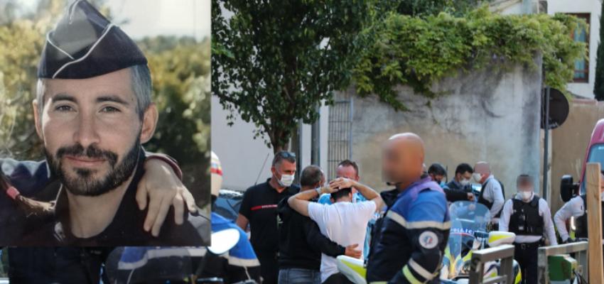 Cérémonie d'hommage au policier tué à Avignon @ Avignon | Avignon | Provence-Alpes-Côte d'Azur | France