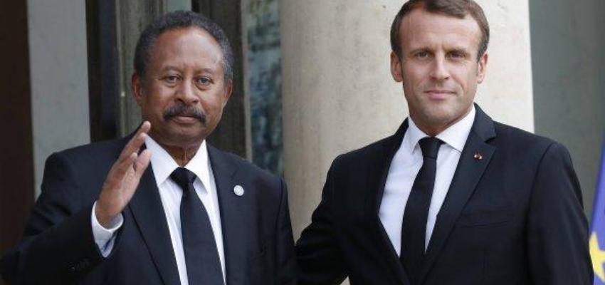 Conférence internationale de soutien au Soudan @ Grand palais éphémère | Paris | Île-de-France | France