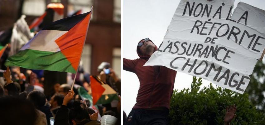 Manifestations à Paris samedi 22 mai @ Paris | Paris | Île-de-France | France