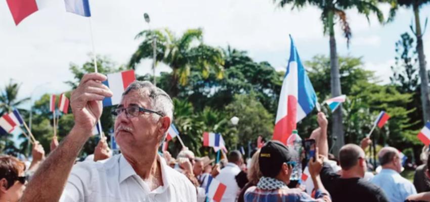Nouvelle-Calédonie : le coup d'envoi des négociations sur le troisième référendum d'indépendance @ Hôtel de Matignon | Paris | Île-de-France | France