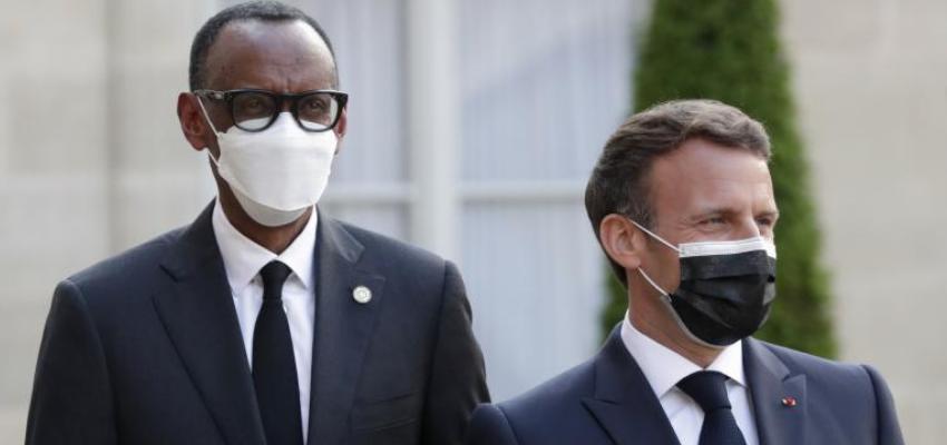 Emmanuel Macron au Rwanda @ Kigali | Rwanda