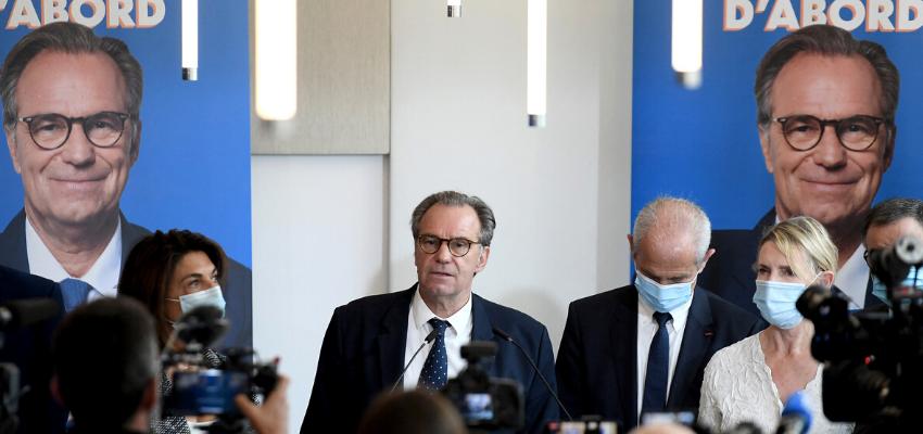Réunion de crise chez les LR pour statuer sur le cas Muselier @ Siège Les Républicains | Paris | Île-de-France | France