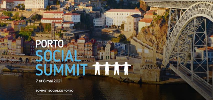Sommet social européen de Porto @ Centre des congrès Alfândega do Porto. | Porto | District de Porto | Portugal