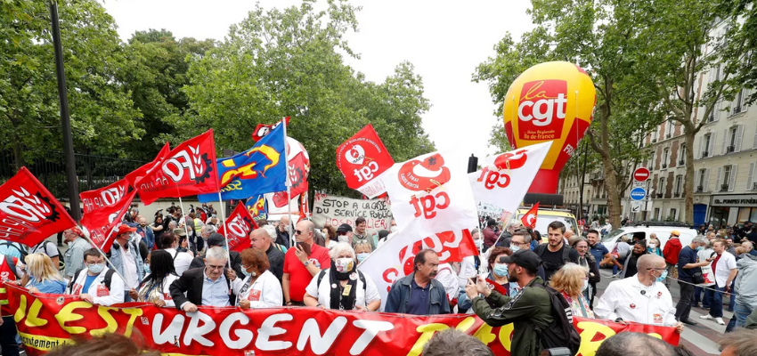 Santé : appel à la grève et à la manifestation @ France   France