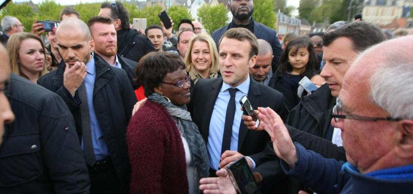 Tour de France des territoires : Emmanuel Macron dans la Somme et l'Aisne @ Somme et Aisne | Hauts-de-France | France